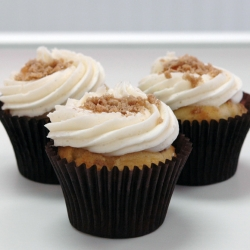 Apple Pie Cupcake